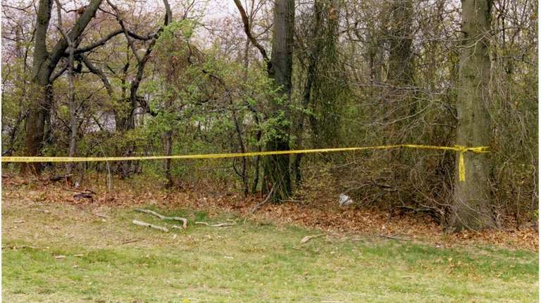 Michael Williams' body was found April 23, 1999