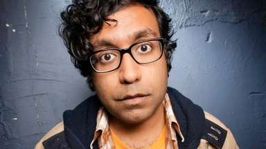 Comedian Hari Kondabolu explores the Indian experience in