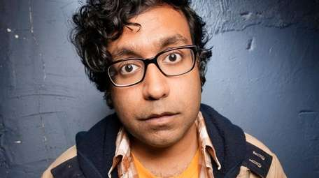 Comedian Hari Kondabolu explores the Indian experience in