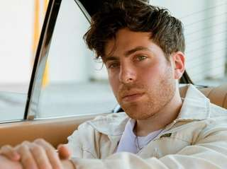 Rapper Hoodie Allen makes both music and connections.