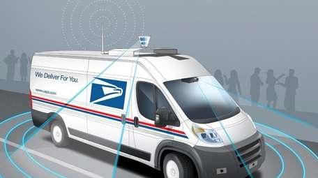 The Postal Service is developing a long-term strategy