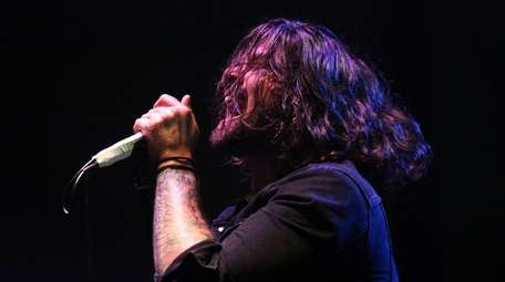 Taking Back Sunday, pictured in Patchogue on July