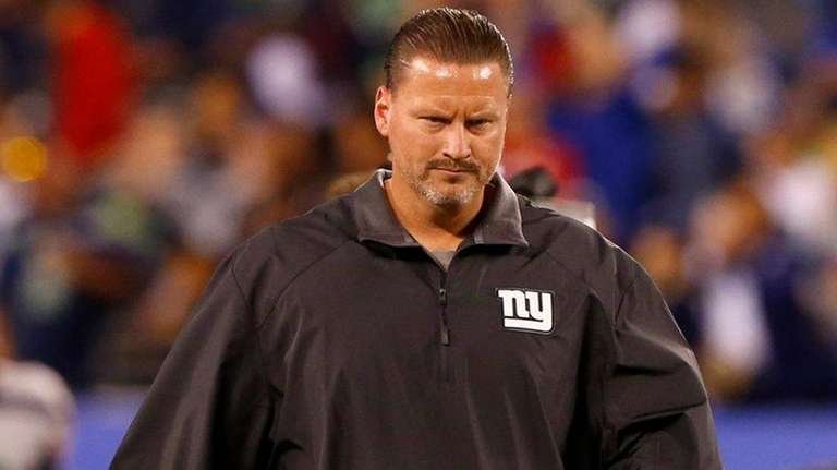Giants coach Ben McAdoo holds 'honest' meeting with players