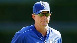Dave Eiland is the Mets' new pitching coach
