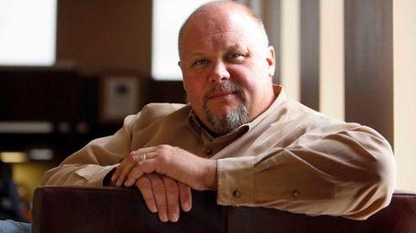 Steve Mostyn, of Mostyn Law Firm, poses for