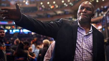 Former boxer Evander Holyfield reaches out to fans