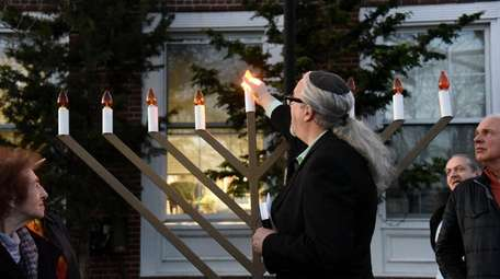 Rabbi Michael Eisenstein of Congregation Beth Israel in