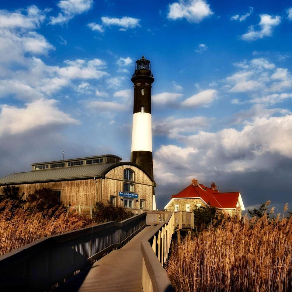 Fire Island Light.
