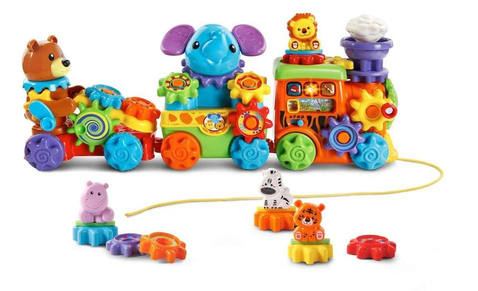 Kids can use their imagination to mix and