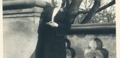 An undated photo of Helen Fischetti, mother