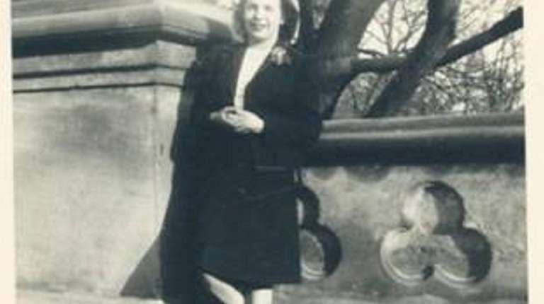An undated photo of Helen Fischetti, mother