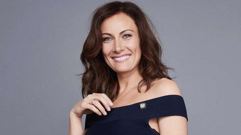 Actress Laura Benanti