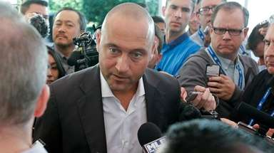 Derek Jeter, chief executive officer and part owner