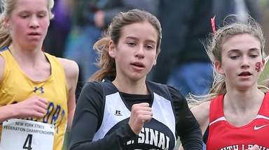 Mt. Sinai's Sarah Connelly finishes in seventh place