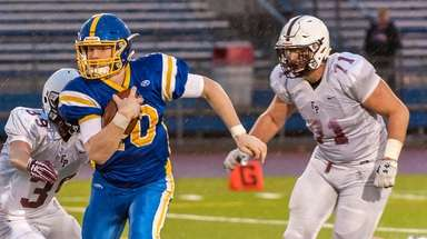 CHSFL Football AA Finals winner Kellenberg High School's