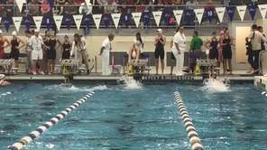Northport's Chloe Stepanek won the federation state swimming
