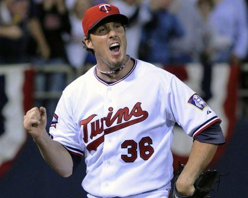 Joe Nathan -- #36 Throws: Right Career in