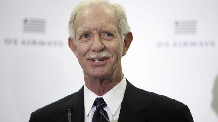 U.S. Airways pilot Chesley Burnett