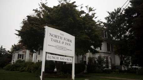 North Fork Table & Inn in Southold has