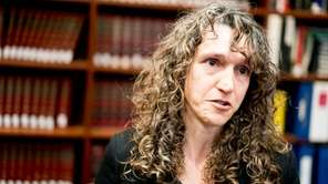 Roni Amit of the Deportation Defense Clinic at