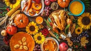 Tips for a stress-free Thanksgiving.