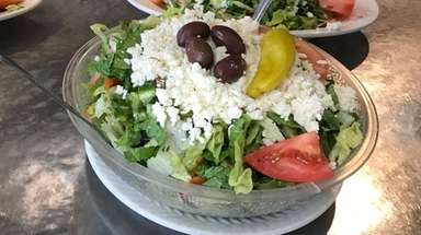It's the waning days for Greek salads from