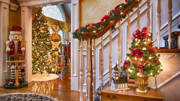 Holiday house tours on Long Island Newsday