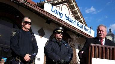 Long Beach Police Commissioner Michael Tangney announces additional
