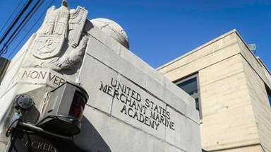 The U.S. Merchant Marine Academy has regained full