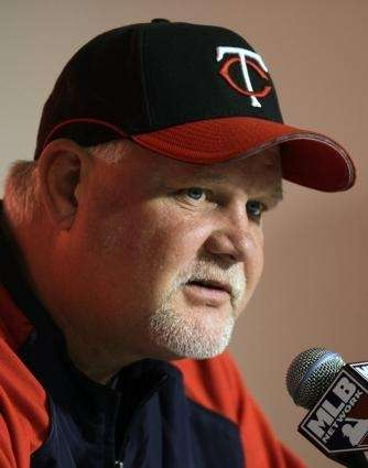 Minnesota Twins manager Ron Gardenhire objected to Joe