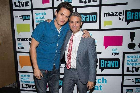 'Watch What Happens Live' host Andy Cohen and