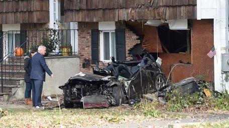 Shakira Garcia, 19, was killed when the car