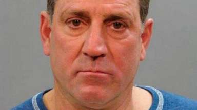 Thomas Mancinelli, 58, of Seaford, was charged with