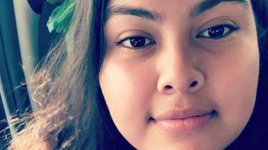 Shakira Garcia, 19, of Westbury, was killed on