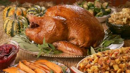 Around this dinner table this holiday, there'll be