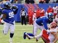 Giants tackle Damon