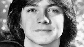 David Cassidy, in April 1972, catapulted to fame