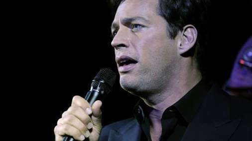 Harry Connick Jr. performs during his album release