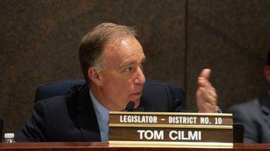 Suffolk Legis. Tom Cilmi (R-Bay Shore), above in