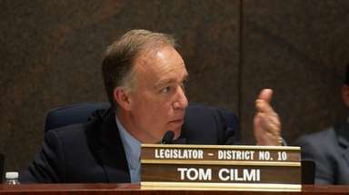 Suffolk Legis. Tom Cilmi (R-Bay Shore), above in