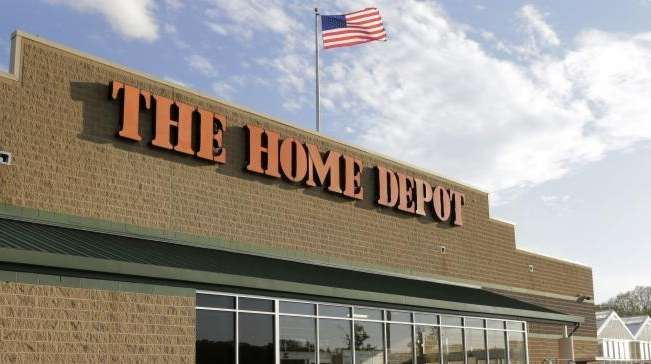 The Home Depot has numerous locations on Long