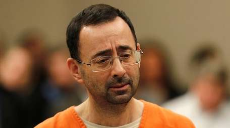 Dr. Larry Nassar, 54, appears in court for