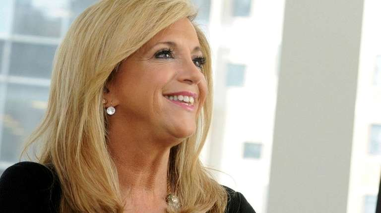 Joy Mangano, entrepreneur and inspiration for the movie