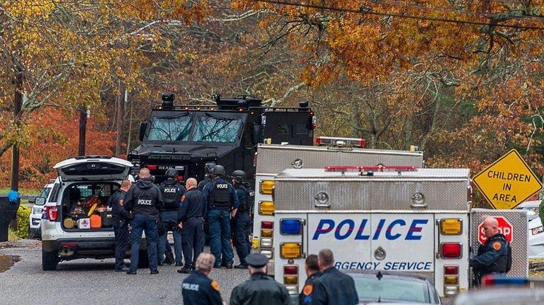 Suffolk County police said Daniel Decosta, 30, of