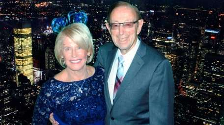 Carole and Hank Perchik, formerly of Plainview, were