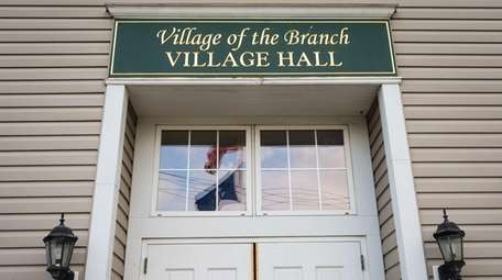 The Village of the Branch's Village Hall in