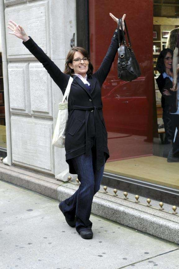Pictured: Tina Fey as Liz Lemon in 30