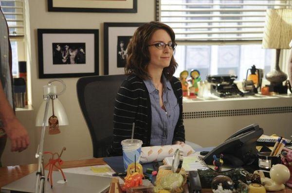 Tina Fey as Liz Lemon in