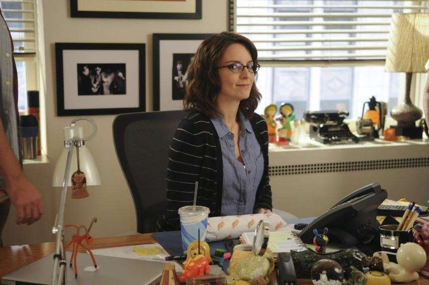 Tina Fey as Liz Lemon in
