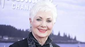 Shirley Jones is shown in this photo taken